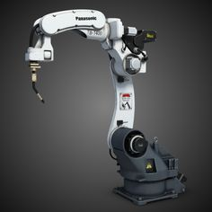 Industrial Robot Arm 3 Model available on Turbo Squid, the world's leading provider of digital models for visualization, films, television, and games. Industrial Robotic Arm, Industrial Robots, Mechanical Arm, Mechanical Design, Arduino Robot Arm, Robot Tattoo, Robot Images, Robot Factory, Robotic Welding
