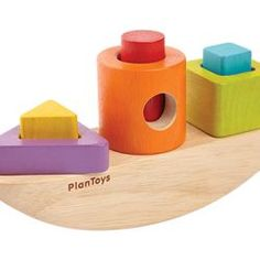 Plan Toys Learning Toys Sorting Boat - months (a) Ingredients : Safety Info : Wooden Toy Shop, Wooden Toys, Learning Toys, Early Learning, Plan Toys, Rubber Tree, Green Toys, Stacking Toys, Eco Friendly Toys