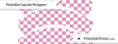 free-pastel-bubblegum-pink-checker-pattern-scalloped-cupcake-wrappers-to-print