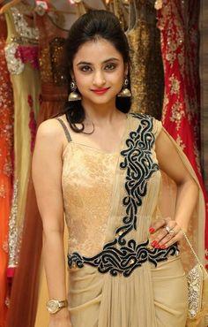 nice Actress Madirakshi Saree Beautiful Photos