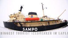 Sampo the Icebreaker in Kemi Finland
