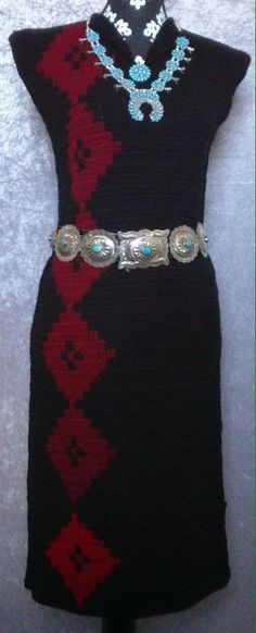 Traditional Authentic Native Designs by Irene Begay, Navajo Native American Wedding, Native American Clothing, Native American Women, Native American Fashion, Native Fashion, American Apparel, Navajo Clothing, Native Wears, Navajo Style
