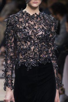 Armani Privé Couture Fall 2017.