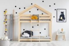 HOUSE BUNK BED - be different, fun and innovative with the house bunk bed - mattress not included RRP Toddler Bunk Beds, Childrens Bunk Beds, Kid Beds, House Bunk Bed, House Beds For Kids, Bunk Bed Mattress, High Sleeper Bed, Single Bunk Bed, Wooden Bunk Beds