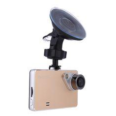 원래 브랜드 2.7 ''HD 자동차 카메라 DVR 100 학위 넓은 각도 비디오 레코더 WDR 대시 캠 G 센서 나이트 비전 사이클 기록