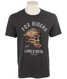 Fox Barn Burner T-Shirt