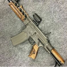 """Wishing I could be at the shot show 2016 but I am broke af! So I""""ll post another picture of this beauty."""