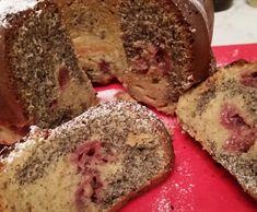 Rezept Mohn-Kirsch-Eierlikör-Gugelhupf von Saney - Rezept der Kategorie Backen süß