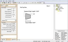 Woodturner PRO | segmented turning software | Woodturner PRO