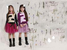 Детская мода от Fendi: лукбук осень-зима 2013-2014 | Каблучки