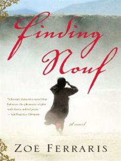 Finding Nouf, Katya Hijazi Series, Book 1 byZoë Ferraris