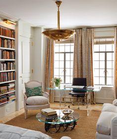 Renovation of an apartment in El Dorado, a classic NYC art deco building. Best & Company.