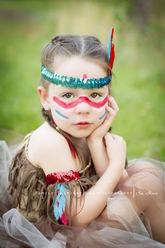 Little dancer , Native American , Indian , Halloween costume, little girl, toddler, familyinspirationsphotography.com family inspirations photography