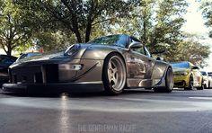 Porsche at SEMA - TheGentlemanRacer.com
