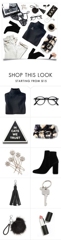 """Dangerous Game"" by brynhawbaker ❤ liked on Polyvore featuring Woolrich, Avon, MANGO, Belkin, Paul Smith, Sigma and MICHAEL Michael Kors"