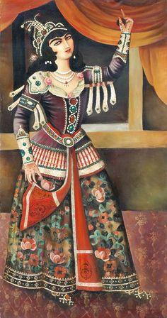 Unknown artist Qajar, Iran (Persia)