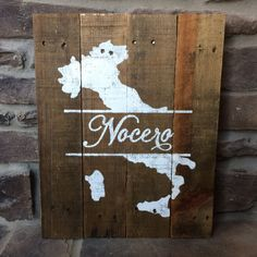 Italian Heritage Reclaimed Wood Wall Art - Italy Silhouette with Personalized Text & German Heritage Reclaimed Wood Wall Art - Germany Silhouette with ...