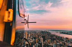 Manhattan by Helicopter by Ari Weiss Nyc Must Do, Helicopter Tour, Chrysler Building, Rhythm And Blues, Central Park, Brooklyn Bridge, Empire State Building, Statue Of Liberty, Manhattan