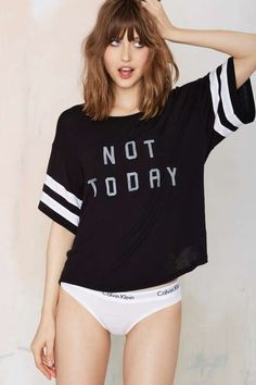 Daydreamer Not Today Tee