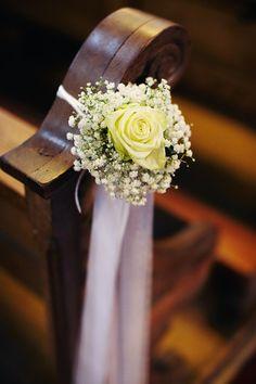 Blumenschmuck Kirche Hochzeit | Flowers church Blumen in der Kirche Trauung ceremony