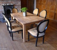 SCHREIBER Oxford Real SOLID OAK Extending Kitchen Dining Table - 150/210cm - NEW   eBay