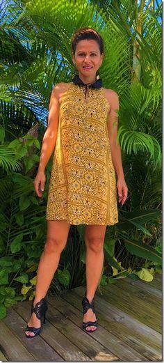 Robe jaune à col noir Dresses, Fashion, Yellow Gown, Dress Ideas, Fashion Ideas, Black People, Vestidos, Moda, Fashion Styles