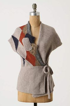 Piece-A-Plenty Cardigan - anthropologie.com