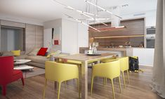 creative-yellow-dining-chairs