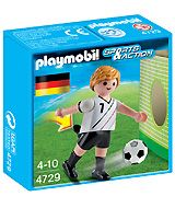 Playmobil Sports & Action: Voetbalspeler Duitsland (4729)