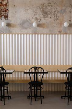 DIZENGOF99 Cafe Moscow by Crosby Studios & Valya Zaytseva   Yellowtrace