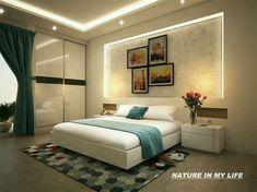 modern bedroom ideas in 2019 indian bedroom design Bedroom Designs India, Indian Bedroom Design, Bedroom Furniture Design, Modern Bedroom Design, Home Room Design, Master Bedroom Design, Bedroom Ideas, Diy Bedroom, Furniture Ideas
