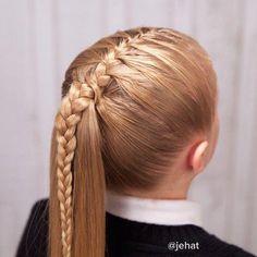 school hairstyle #kidshairstylesforschools