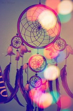 Dream catcher...ah..what a magical thing...