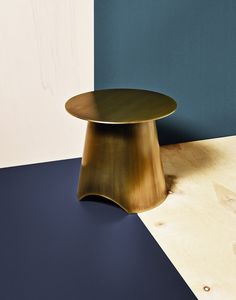case good ideas: Brass Table. See more: http://www.brabbu.com/en/inspiration-and-ideas/