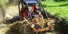 15 Daring Activities to Try- Mud Karting