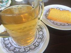 3 mei: thee drinken