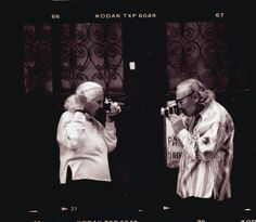 Karin Kohlberg - Lillian Bassman and Paul Himmel, 2003