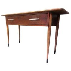 "Image of Lane Co. 1960's ""Acclaim"" Sofa Console Table"
