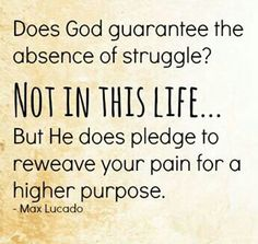 quote by Max Lucado