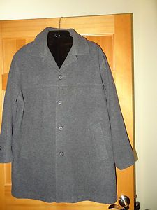 Mens Nice Pendelton Pea Coat.  Coat is Lined-VERY NICE.  Size extra large