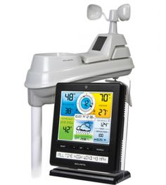 Acurite Pro Color Digital Weather Station with Weather Ticker and PC Connect, 02032 https://www.labbazaar.in/pro-color-digital-weather-station-with-weather-ticker-and-pc-connect-acurite-02032.html