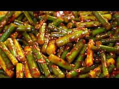 Korean Food, No Cook Meals, Green Beans, Vegetables, Cooking, Recipes, Foods, Food, Kitchen