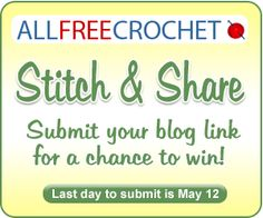 "Baby Crochet Patterns ""Stitch & Share"" + Giveaway!"