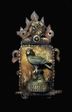 The Assemblage Art of Michael deMeng