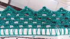 Crochet Border Patterns, Crochet Blanket Edging, Weaving For Kids, Diy Crafts Crochet, Filet Crochet Charts, Crochet Dish Towels, Crochet Dishcloths, Crochet Baby Cocoon, Patchwork Quilting