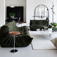 Ligne Roset Westend: latest furniture and home accessories Modul Sofa, Home Room Design, Living Room Inspiration, Cheap Home Decor, Home And Living, Modern Living, Home Accessories, Living Spaces, Living Area