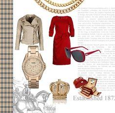 Styleboard von Georgina Fleur Bülowius