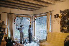 Zăpadă! Zăpadă pe toate potecile inimii mele…(săptămâna 6) – Andreea Stanciu Curtains, Home Decor, Pictures, Blinds, Decoration Home, Room Decor, Draping, Home Interior Design, Picture Window Treatments