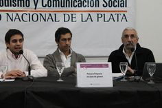 PANEL 6 | Pensar el deporte en clave de género  Pablo Alabarces (UBA/ FPyCS-UNLP)  Gabriel Cachorro (FPyCS-UNLP)  Pablo Bilyk (FPyCS-UNLP)