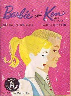 When I was a kid there was pretty much just one Barbie...and she looked like this one....with a pony tail...vintage barbie